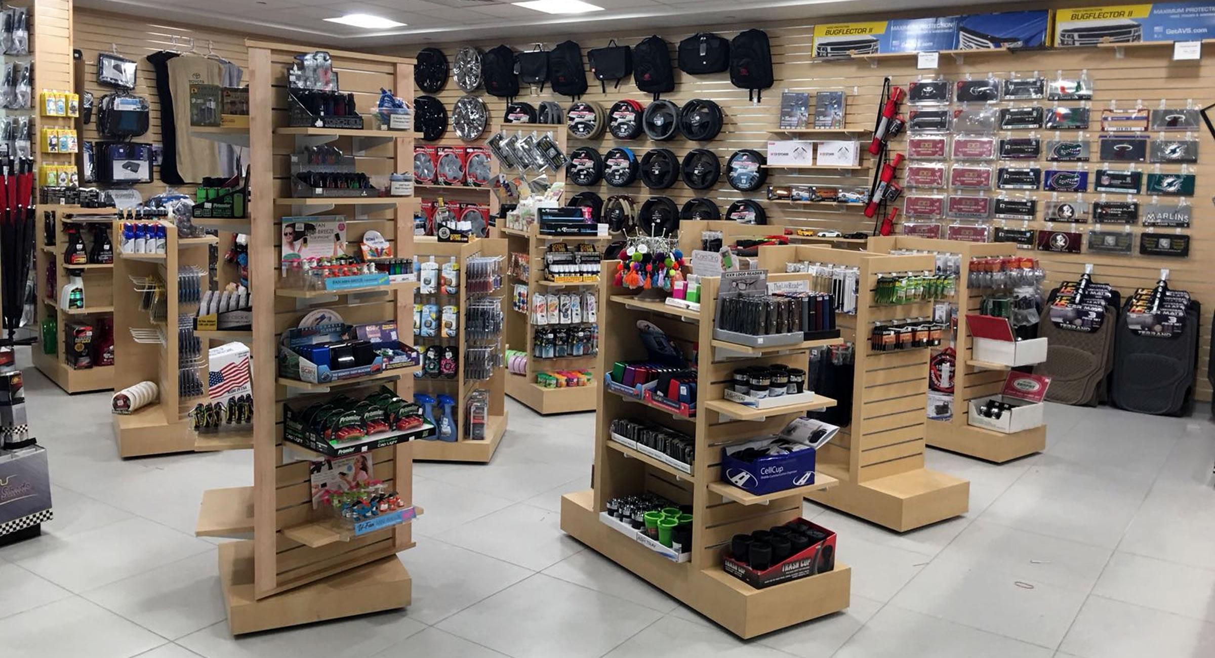 Autp accessories store